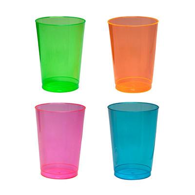 Party Essentials Brights Plastic Tumbler (600 ct.)