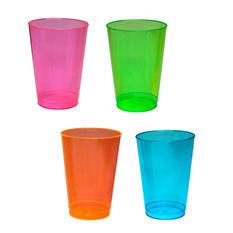 Neon Assorted Tumblers - 12 oz. - 480 ct.