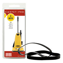 Carpet Pro CPU-2T Vacuum Accessory Bundle Pack