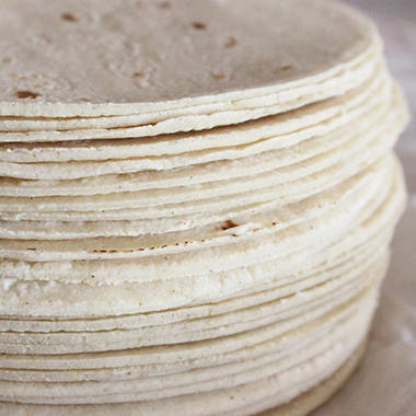 Albuquerque White Corn Table Tortillas