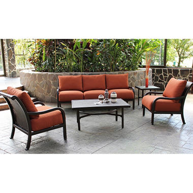 Peninsula Deep Seating Set - 5 pc.