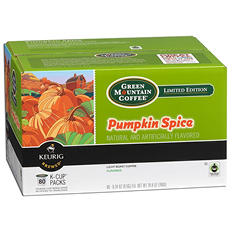 Green Mountain Coffee, Pumpkin Spice K-Cups (80 ct.)