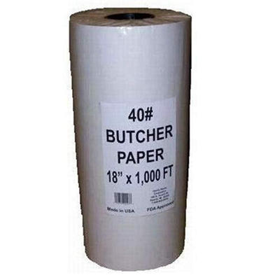 "Handy Wacks 18"" WIDE BUTCHER PAPER ROLL"