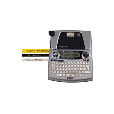 Brother P-Touch - PT-1880SC Deluxe Home & Office Labeler