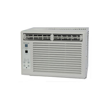 Frigidaire Energy Star 5,000 BTU Window-Mounted Mini-Compact Air Conditioner with Remote Control
