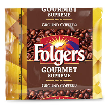 Folgers Gourmet Portion Pack Coffee - 42 ct.