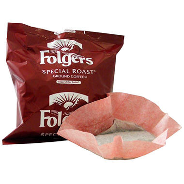 Folgers Special Roast Coffee, Filter Pack (40 ct.)