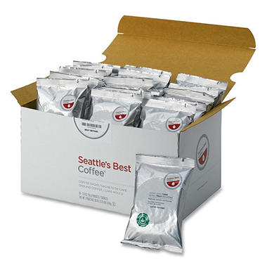 Seattle?s Best Portion Packs Decaffeinated Coffee - 2 oz. - 18 ct.