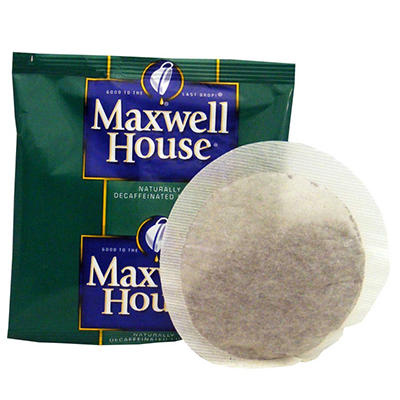 Maxwell House Hotel Decaffeinated Coffee - 100 count