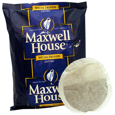 Maxwell House Coffee Special Delivery Filter Pack - 42 count