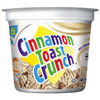 Cinnamon Toast Crunch Cereal in a cup - 2 oz. Cup - 12 ct.