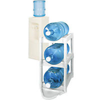 Bottle Buddy 3-pack with floor protection kit