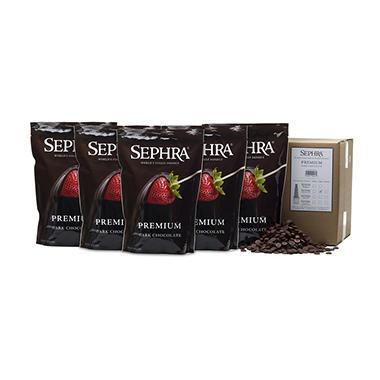 Sephra Premium Fondue Dark Chocolate - 10 lbs.