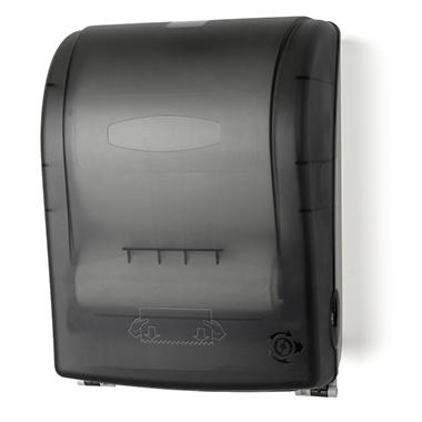 Touch Free Mechanical Paper Towel Dispenser