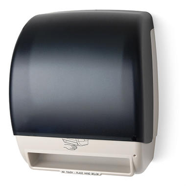 Full Feature Paper Towel Dispenser