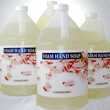 Anti-Bacterial Foaming Hand Soap - 4 gal.