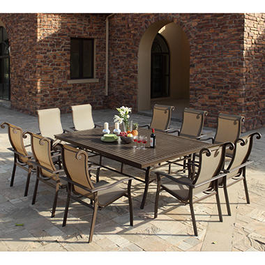 Westin Outdoor Dining Set - 11 pcs.