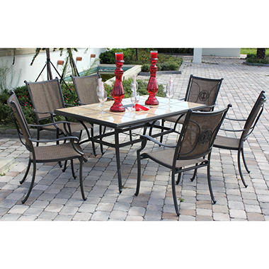Warren Dining Set - 7 pc.