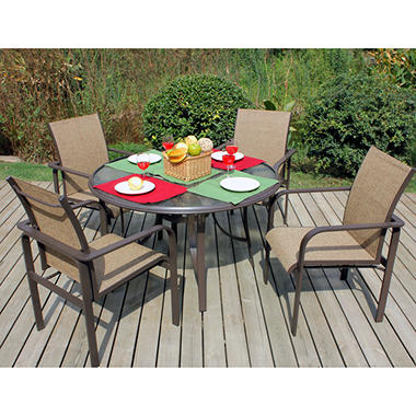 Saxon  Dining Set - 5 pc.