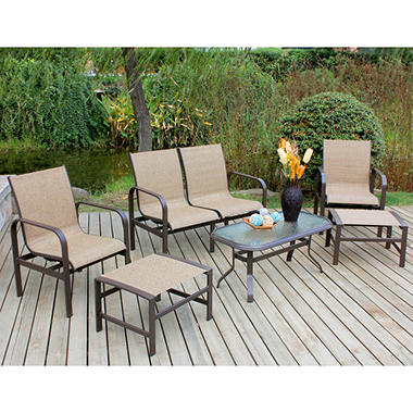 Saxon Motion Seating Set 6 pc.