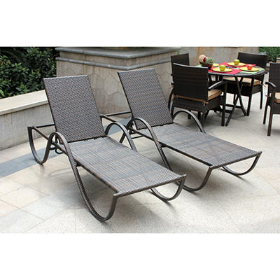 Brenton Chaise Lounge Set - 2 pcs.