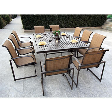 Lancaster Dining Set - 11 pc.