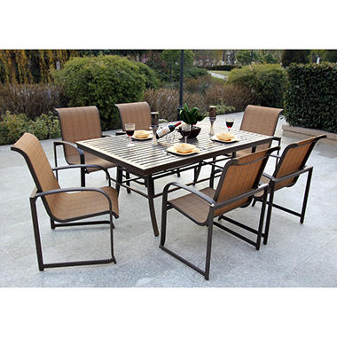 Lancaster Dining Set - 7 pc.
