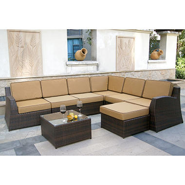 Newcastle Modular Seating Set - 8 pc.