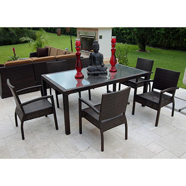Newcastle Dining Set - 7 pc