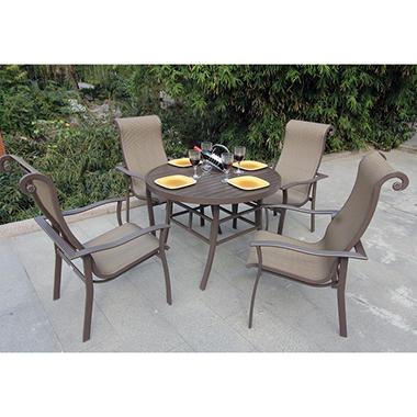 Westin Outdoor Dining Set - 5 pcs.