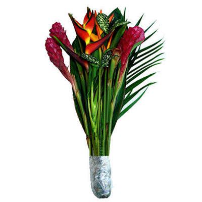 Exotic Jungle Bouquet - 5 Bunches