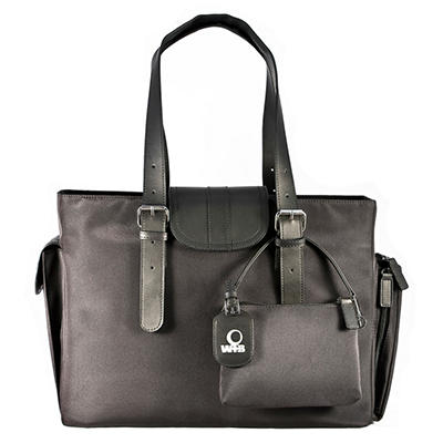 WIB - Women In Business Liberator Tote - Black
