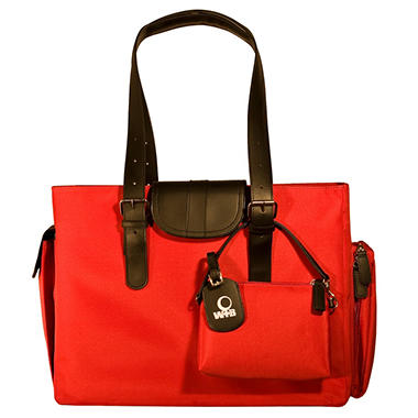 WIB - Women In Business Liberator Tote - Red
