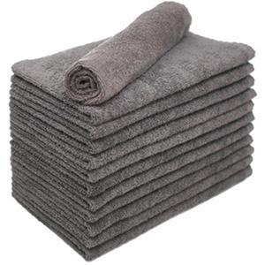 Bleachsafe? Salon Hand Towels - 24 pk. - Gray