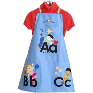 Creative Pockets� Teaching Apron - A-B-C