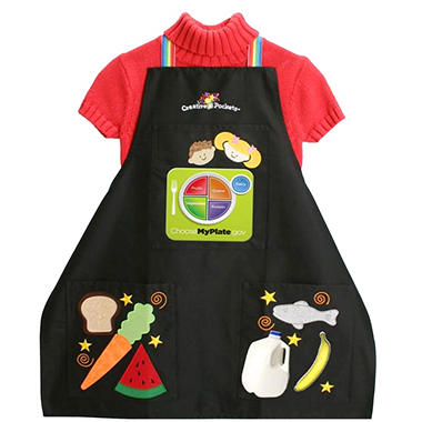 Creative Pockets� Teaching Apron - MyPlate