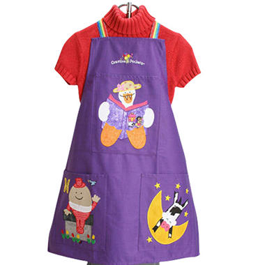 Creative Pockets� Teaching Apron - Nursery Rhymes