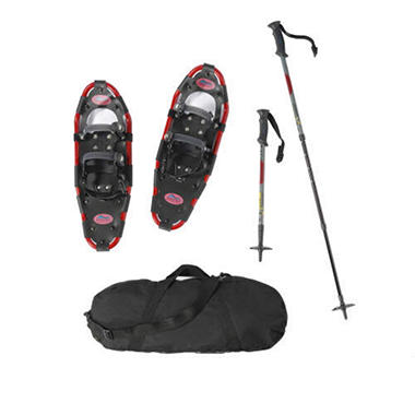 Mountain Tracks Snowshoe Set - 61cm