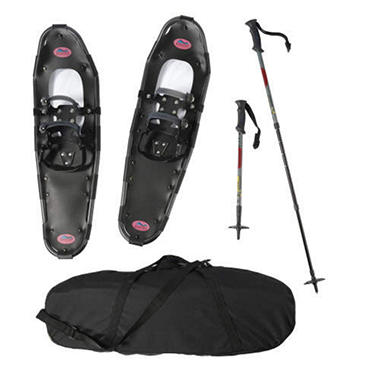 Mountain Tracks Snowshoe Set - 91cm
