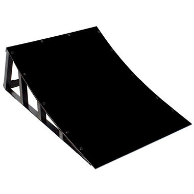 Skate & BMX - Launch Ramp - Black