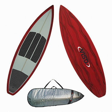 Osia Pro Wake Surfboard Package - 5' 6