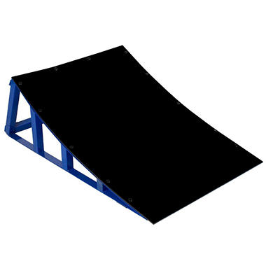 Skate & BMX - Launch Ramp - Blue