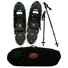 Mountain Tracks Snowshoe Set - 82cm