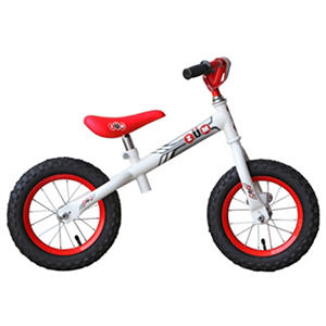 ZUM Balance Bike - Red/White