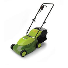 "Sun Joe Mow Joe MJ401E 14"" Electric Lawn Mower"