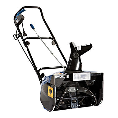 Snow Joe Electric Snow Thrower - Original Price $179.98, Save $30