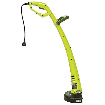 "Sun Joe Trimmer Joe 3-Amp 9.45"" Electric Grass Trimmer"