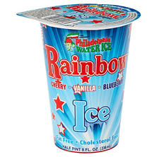 Philadelphia Water Ice Assorted Flavors - 48 oz.