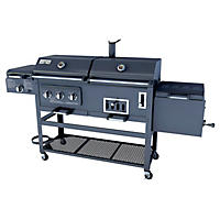 Smokers | Wayfair - Charcoal, BBQ Smoker Grills, Box, Grill Planks