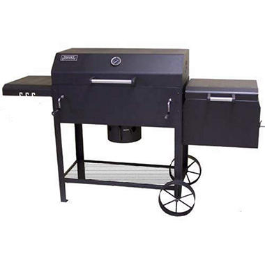 Smoke Hollow Charcoal Grill and Smoker